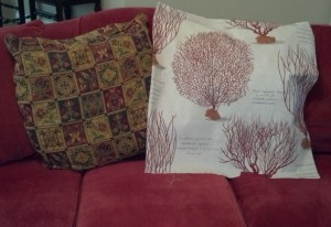 Custom Pillow Designs